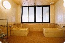 浴室 (檜風呂)
