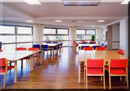 3階 食堂・談話室