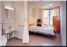 3階 療養室(個室)