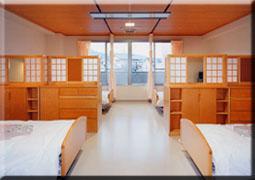 3階 療養室(4床)