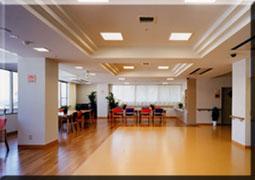 4階 食堂・談話室