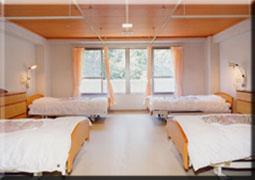 4階 療養室(4床)